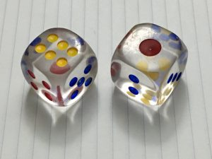 Nedens Lucky Loaded Dice